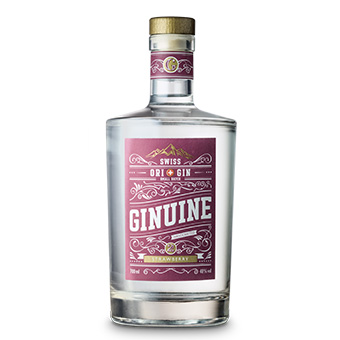 Ginuine Gin Strawberry 700ml