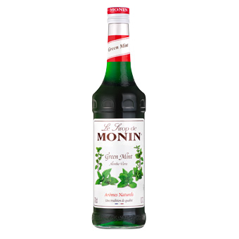 Monin Sirup Minze grün 700ml